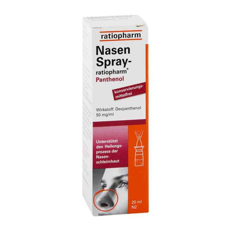 NasenSpray-ratiopharm Panthenol  bei juvalis.de bestellen