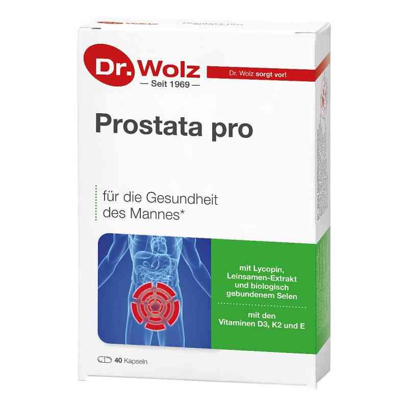 Prostata Pro Doktor wolz Kapseln  bei juvalis.de bestellen
