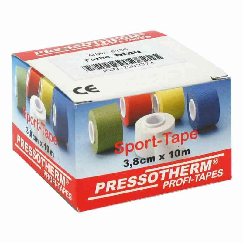Pressotherm Sport-tape 3,8cmx10m blau  bei juvalis.de bestellen