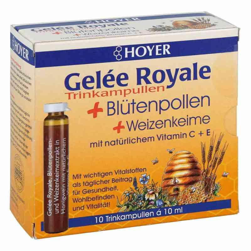 Hoyer Gelee Roy.+blütenpol.+weizenk. Trinkampullen  bei juvalis.de bestellen