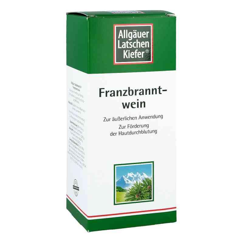 Allgäuer Latschenkiefer Franzbranntwein  bei juvalis.de bestellen