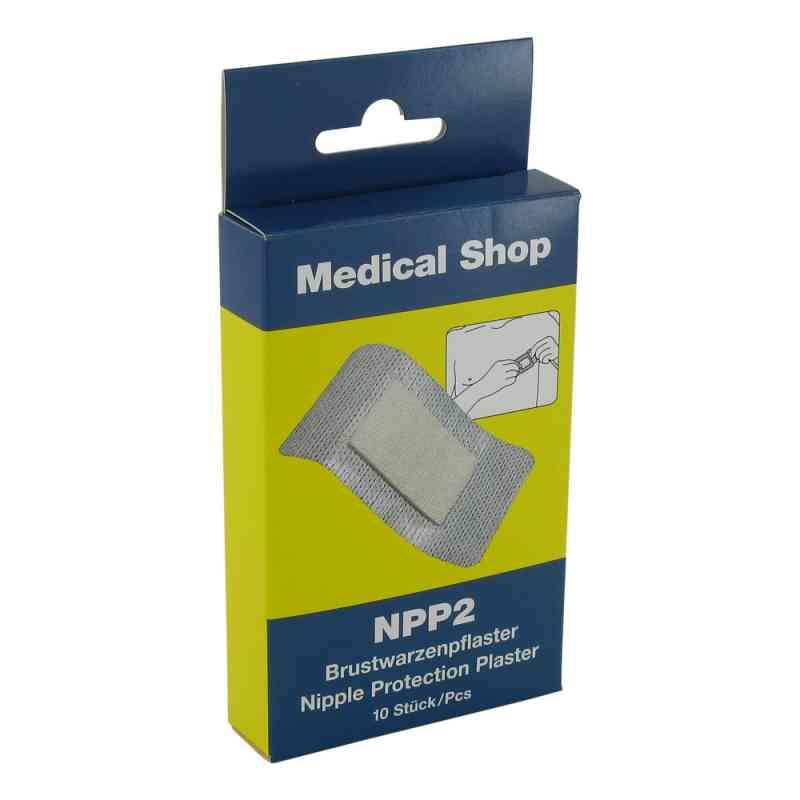 Brustwarzenpflaster Npp2  bei juvalis.de bestellen