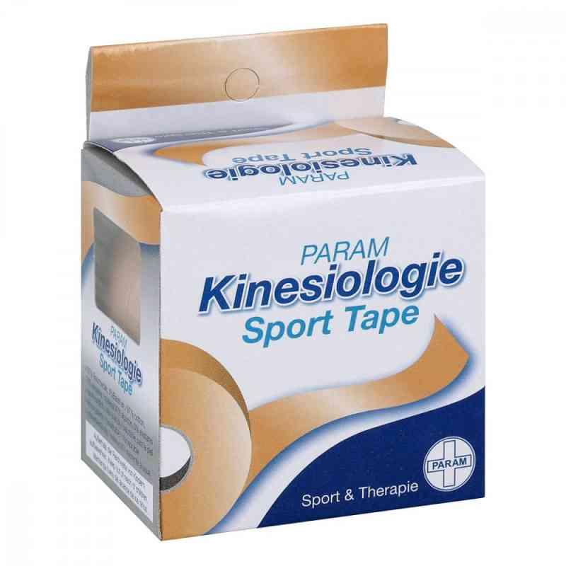 Kinesiologie Sport Tape 5 cmx5 m beige  bei juvalis.de bestellen
