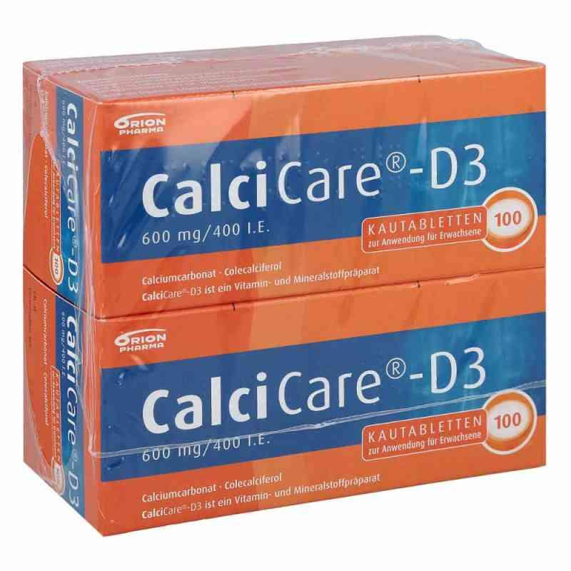 CalciCare-D3 600mg/400 internationale Einheiten  bei juvalis.de bestellen