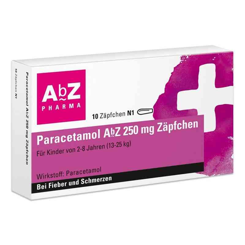 Paracetamol AbZ 250mg  bei juvalis.de bestellen