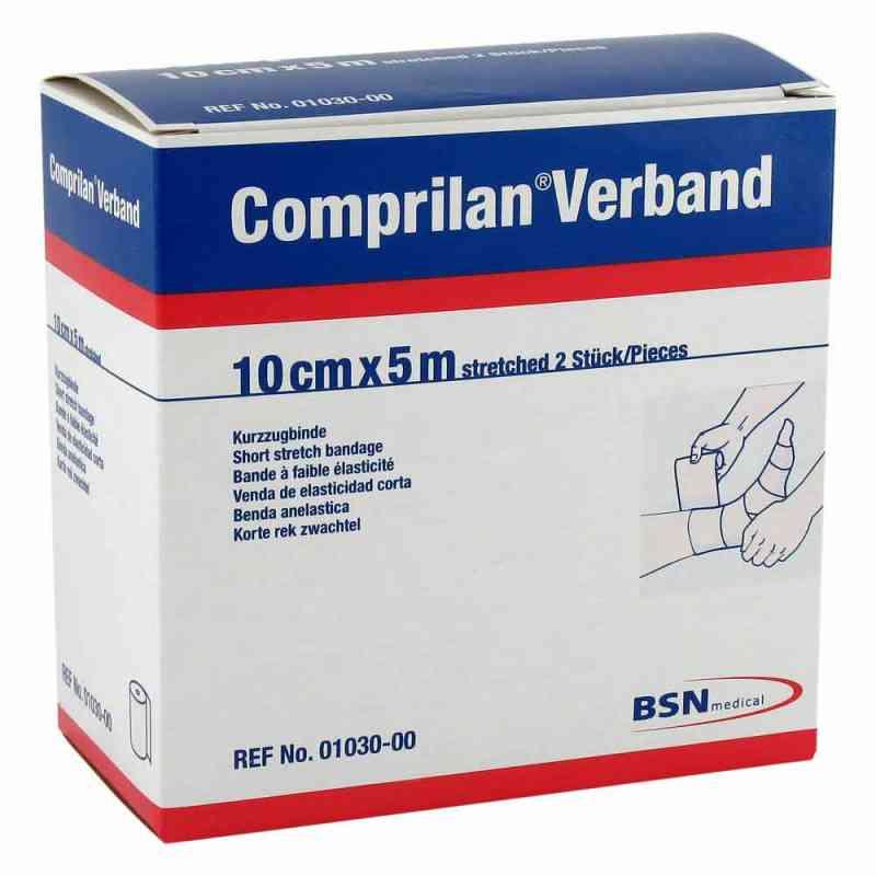 Comprilan Verband gedehnt 5mx10cm 1030  bei juvalis.de bestellen