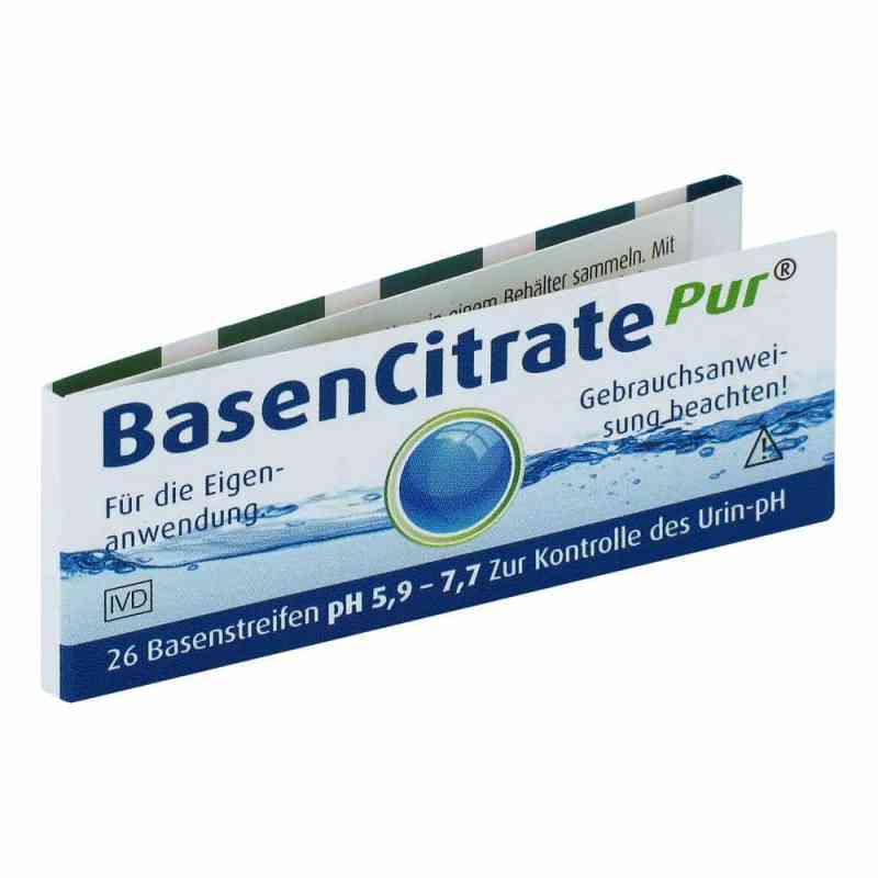 Basen Citrate Pur Teststr.ph 5,9-7,7 nach Apot.R.Keil  bei juvalis.de bestellen