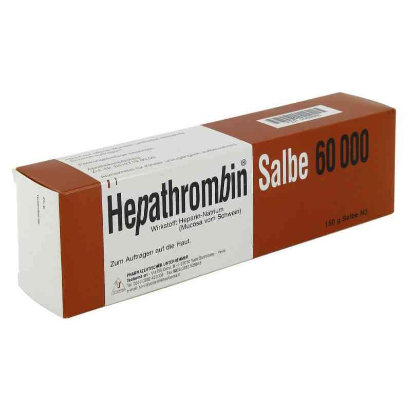 Hepathrombin 60000  bei juvalis.de bestellen