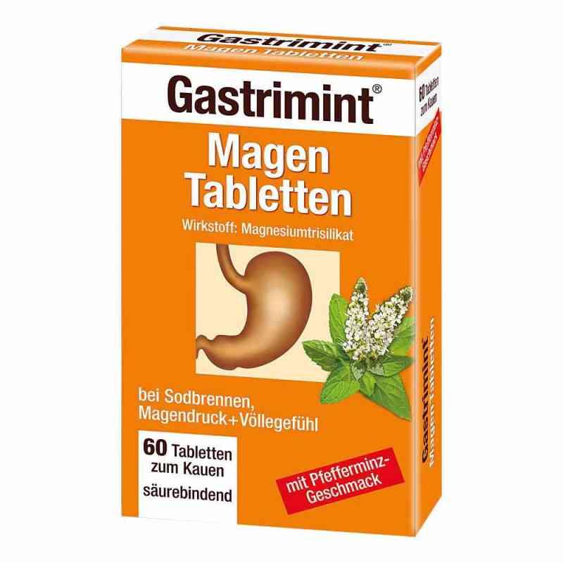 Bad Heilbrunner Gastrimint Magentabletten  bei juvalis.de bestellen