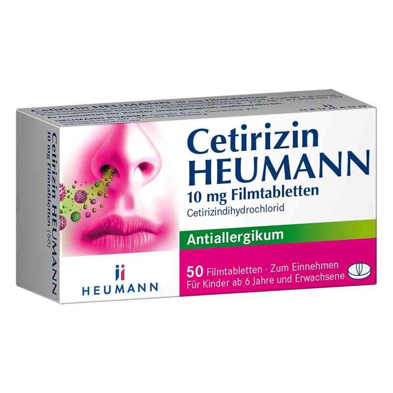 Cetirizin Heumann 10mg  bei juvalis.de bestellen