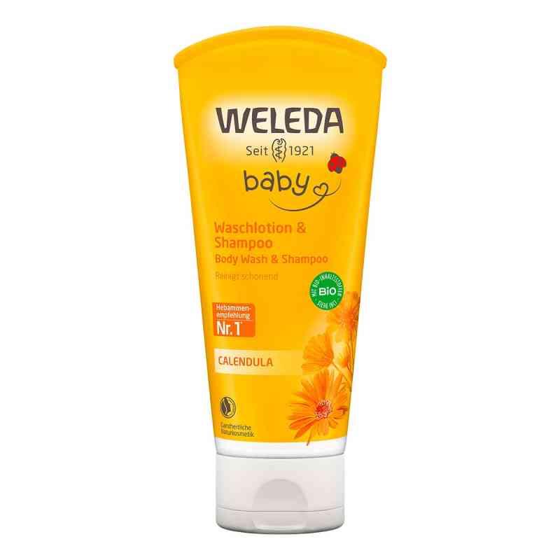 Weleda Calendula Waschlotion & Shampoo  bei juvalis.de bestellen
