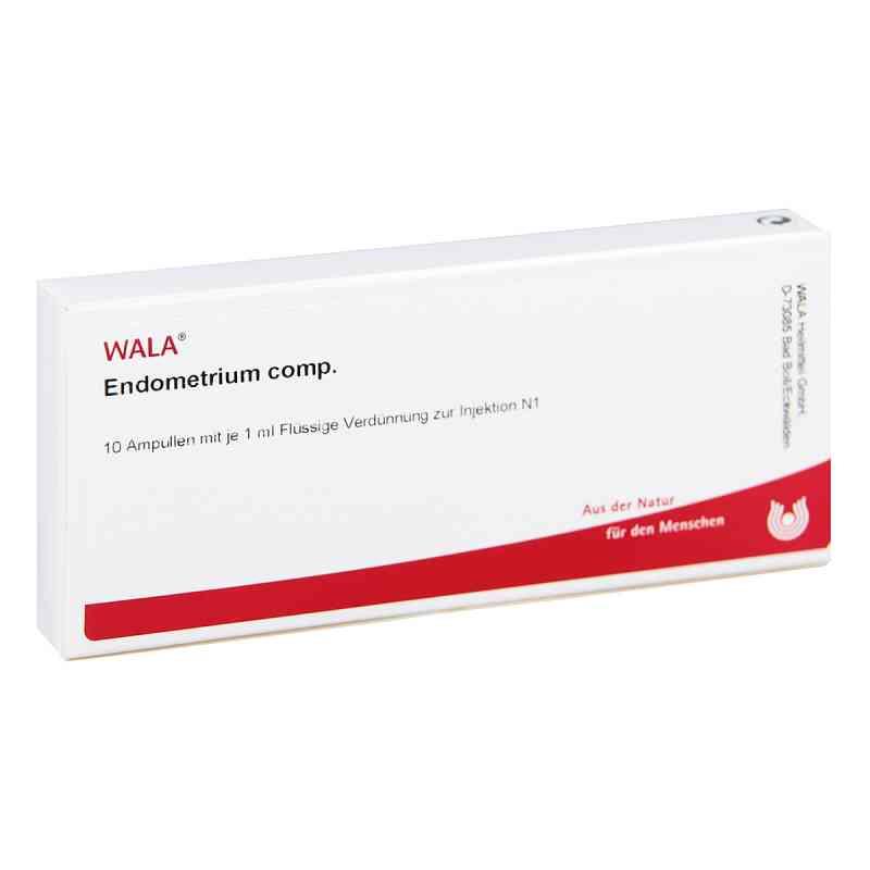 Endometrium Comp. Ampullen  bei juvalis.de bestellen