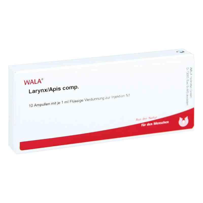 Larynx/apis Comp. Ampullen  bei juvalis.de bestellen