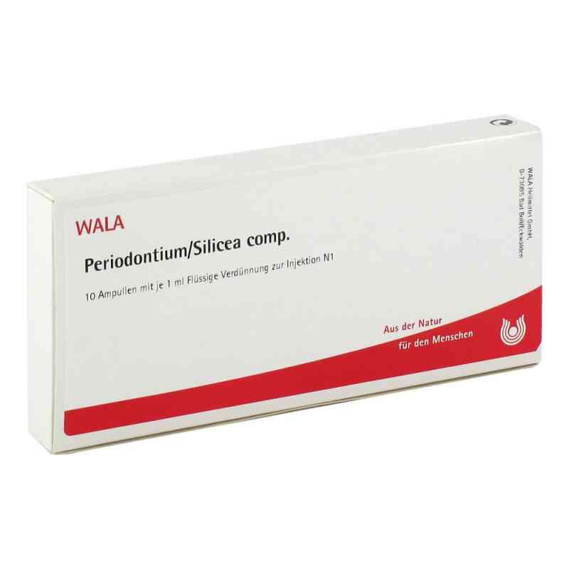 Periodontium/ Silicea Comp. Ampullen  bei juvalis.de bestellen