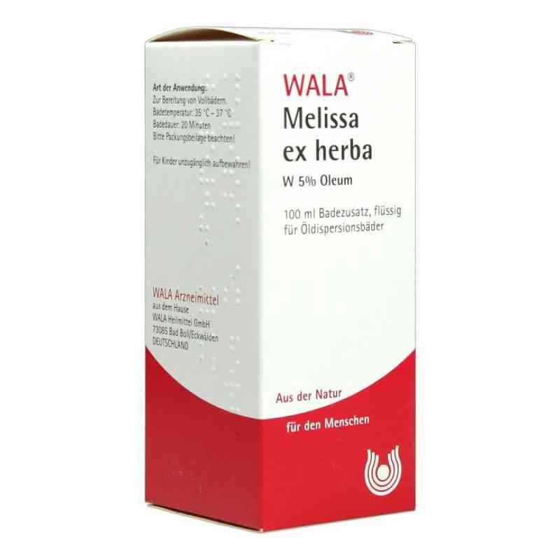 Melissa Ex Herba W 5% Oleum  bei juvalis.de bestellen