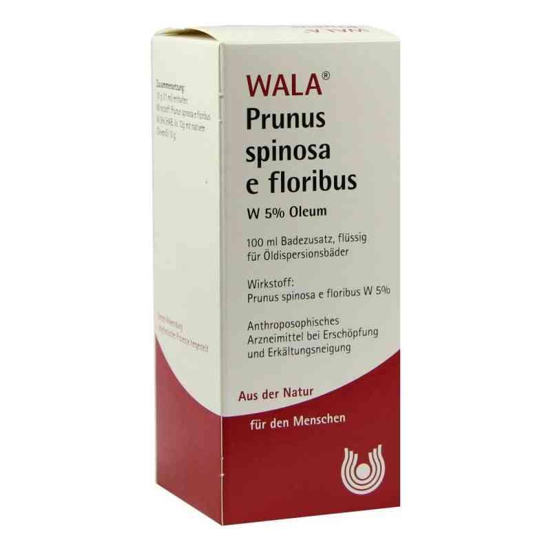 Prunus Spinosa E Flor. W 5% Oleum  bei juvalis.de bestellen