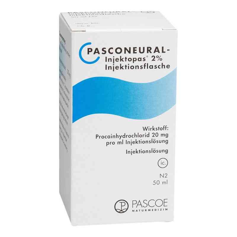 Pasconeural Injektopas 2% Injektionsflaschen  bei juvalis.de bestellen