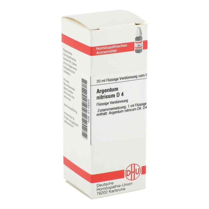 Argentum Nitricum D4 Dilution  bei juvalis.de bestellen