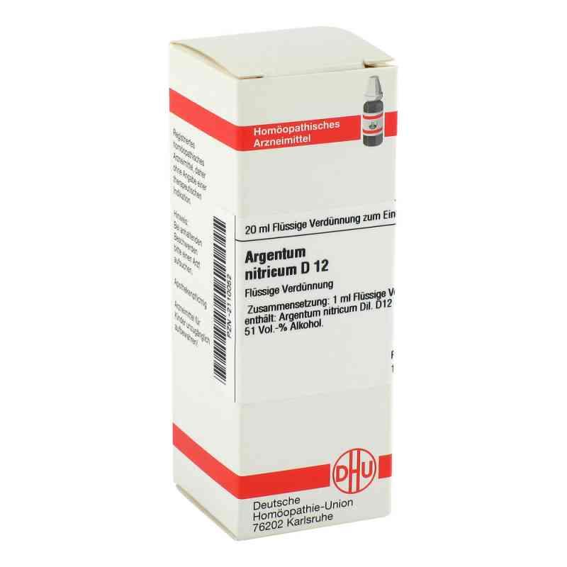 Argentum Nitricum D12 Dilution  bei juvalis.de bestellen