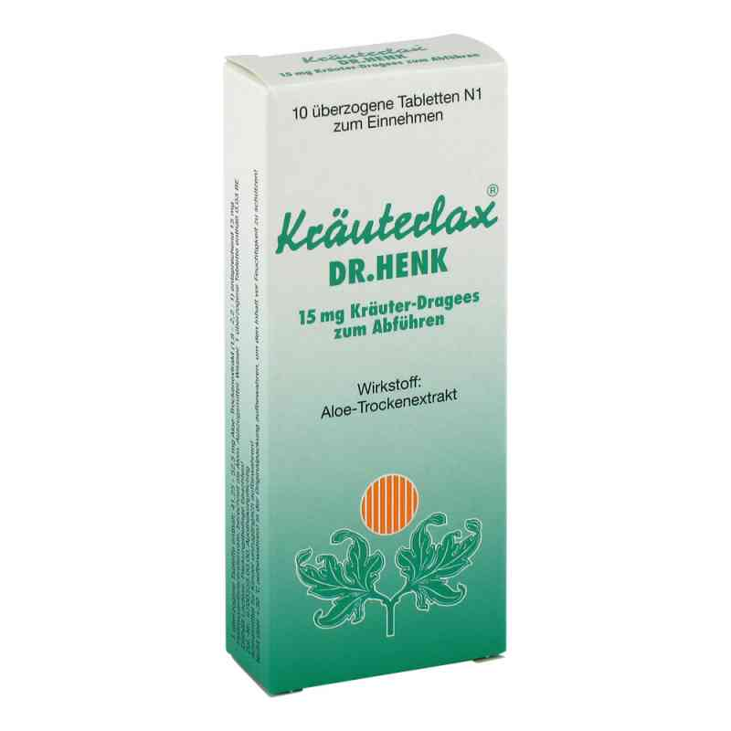 Kräuterlax Kräuter-Dragees zum Abführen  bei juvalis.de bestellen
