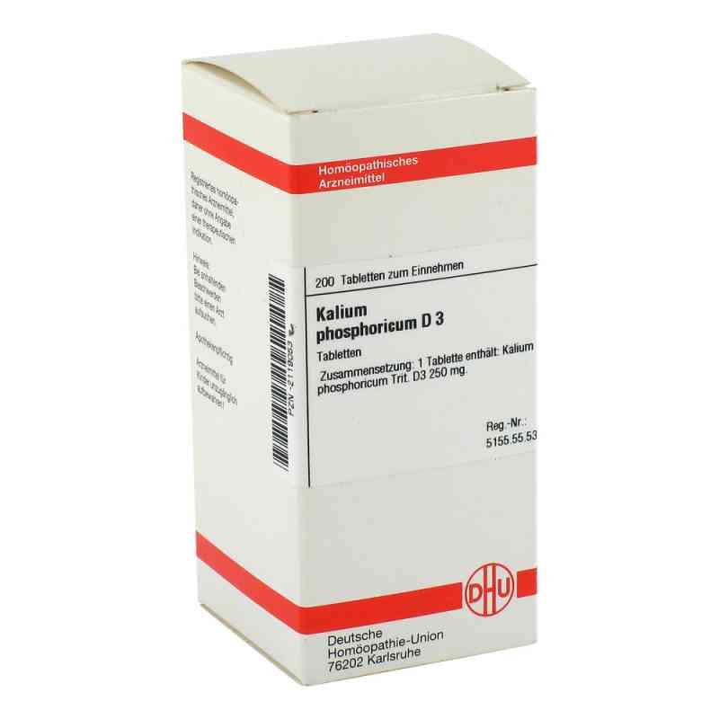 Kalium Phosphoricum D3 Tabletten  bei juvalis.de bestellen