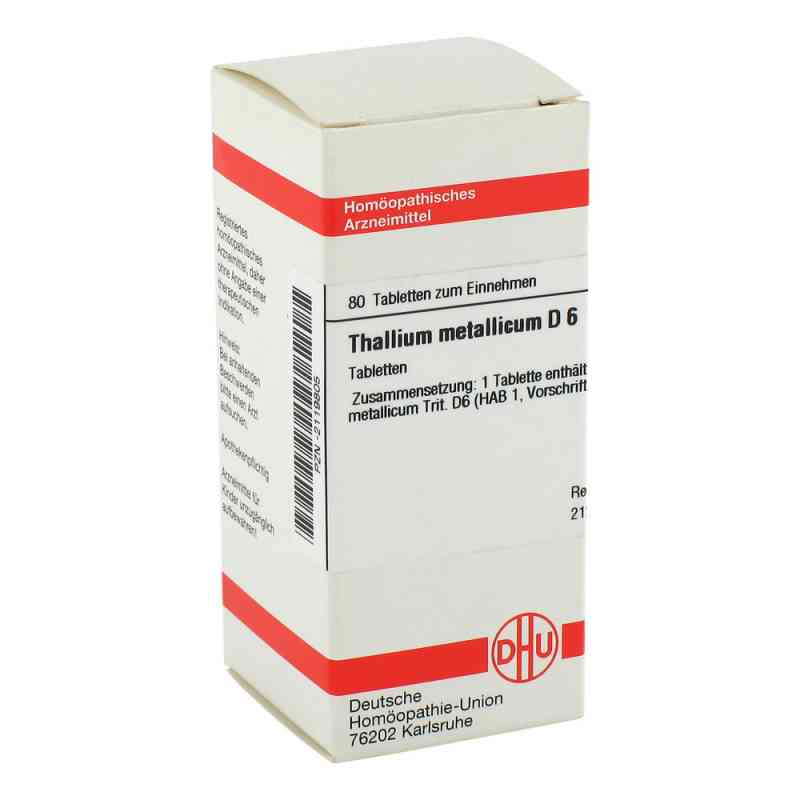 Thallium Met. D6 Tabletten  bei juvalis.de bestellen
