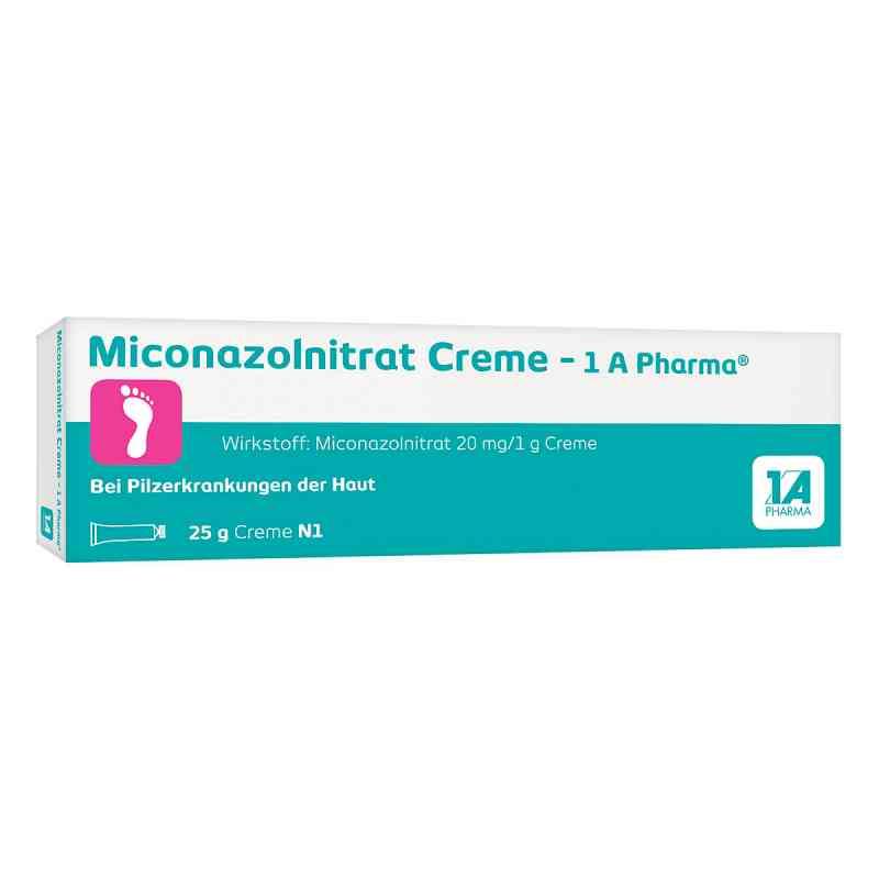 Miconazolnitrat Creme-1A Pharma  bei juvalis.de bestellen
