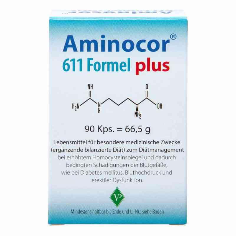 Aminocor 611 Formel plus Kapseln  bei juvalis.de bestellen