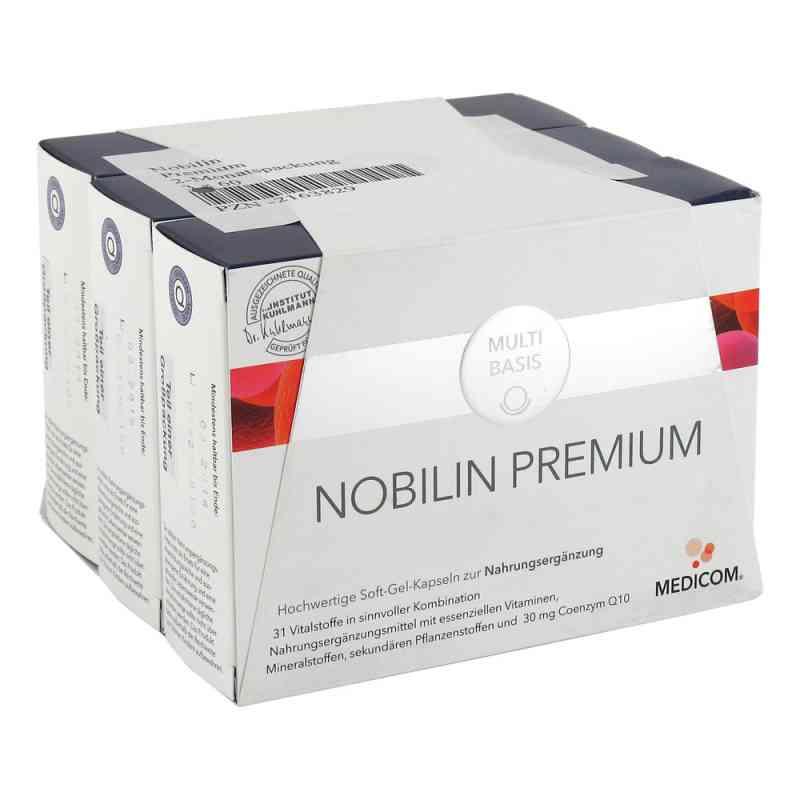 Nobilin Premium Kombipackung Kapseln  bei juvalis.de bestellen