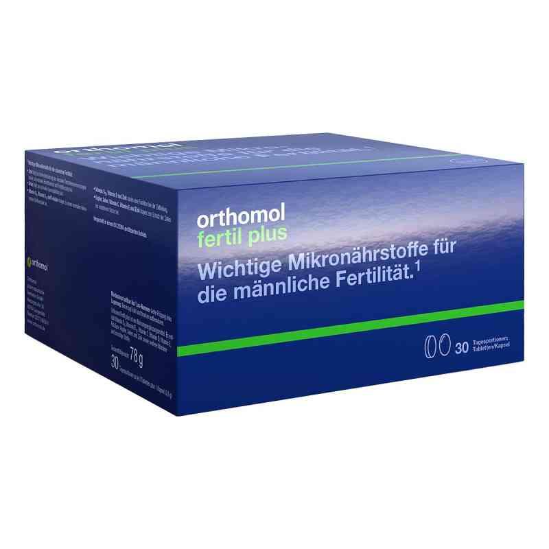 Orthomol Fertil Plus Kapseln  bei juvalis.de bestellen