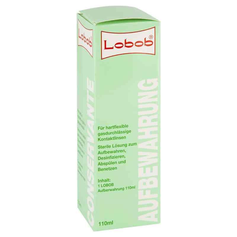 Eye Care Lobob Aufbew.lösung für harte Kontaktl.  bei juvalis.de bestellen