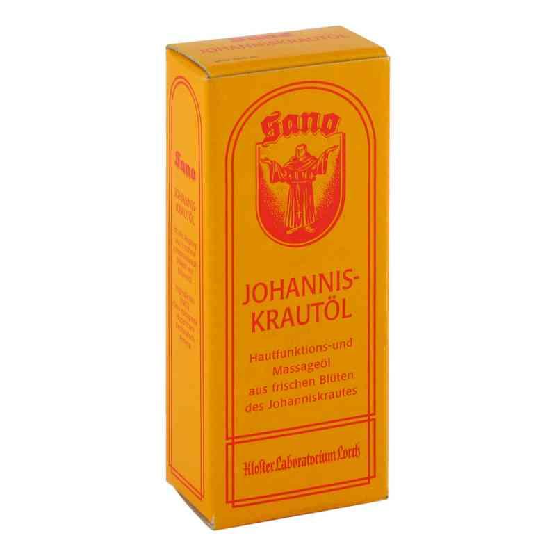 Sano Johanniskrautöl  bei juvalis.de bestellen