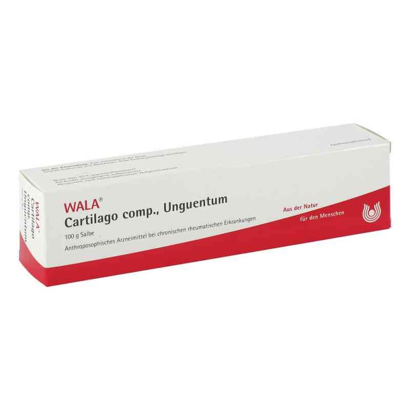 Cartilago Comp.salbe  bei juvalis.de bestellen