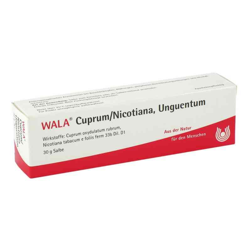 Cuprum/nicotiana Salbe  bei juvalis.de bestellen