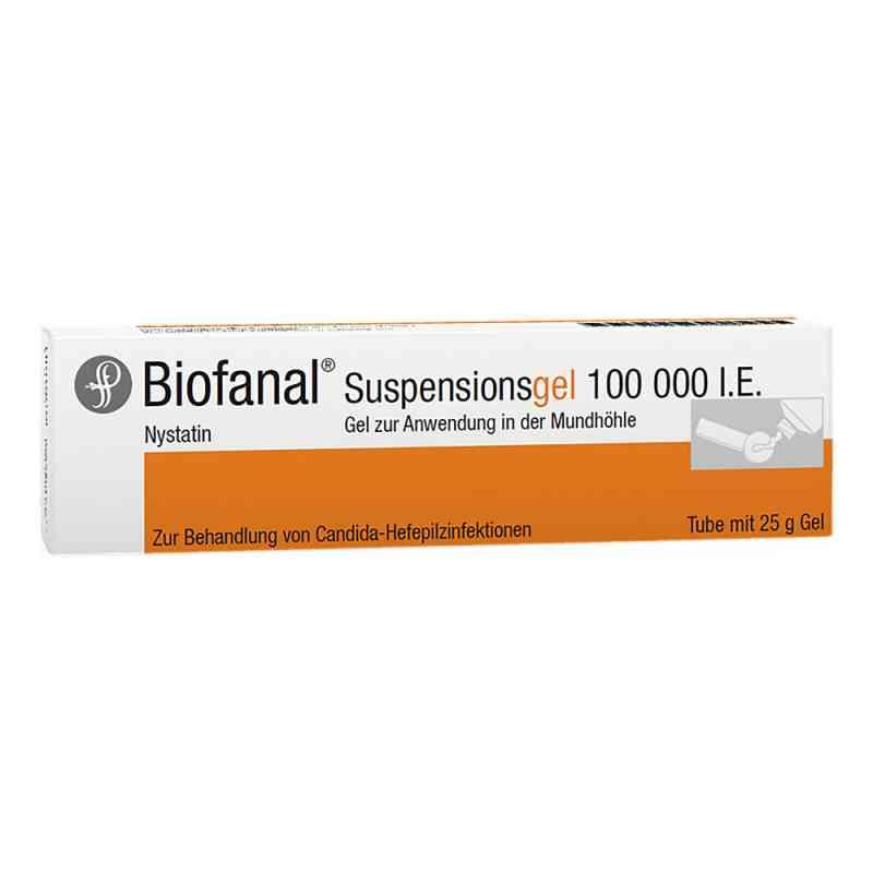 Biofanal Suspensionsgel  bei juvalis.de bestellen