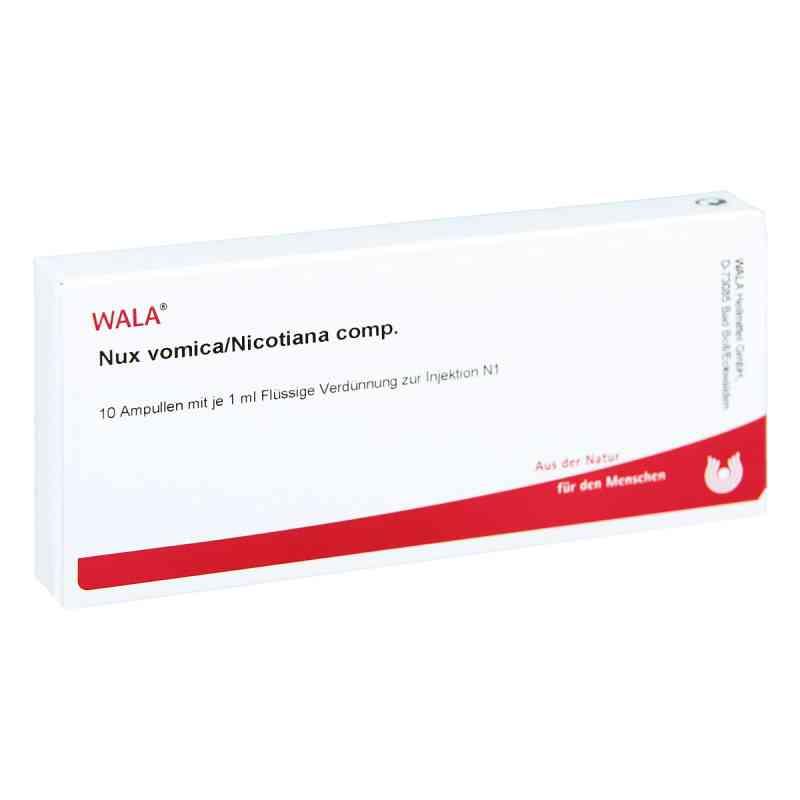 Nux Vomica/ Nicotiana Comp. Ampullen  bei juvalis.de bestellen