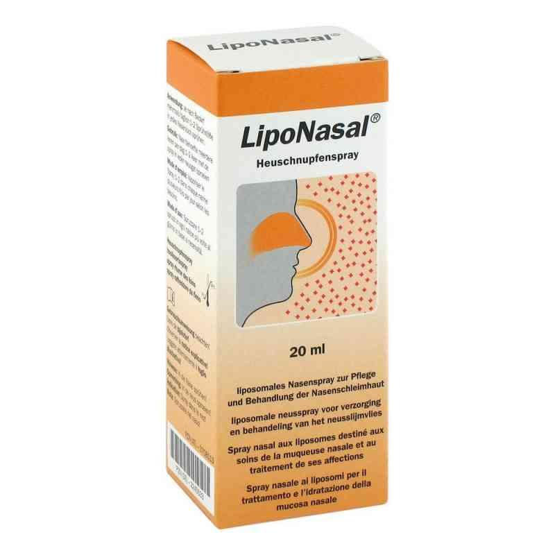 Liponasal Heuschnupfen Nasenspray  bei juvalis.de bestellen