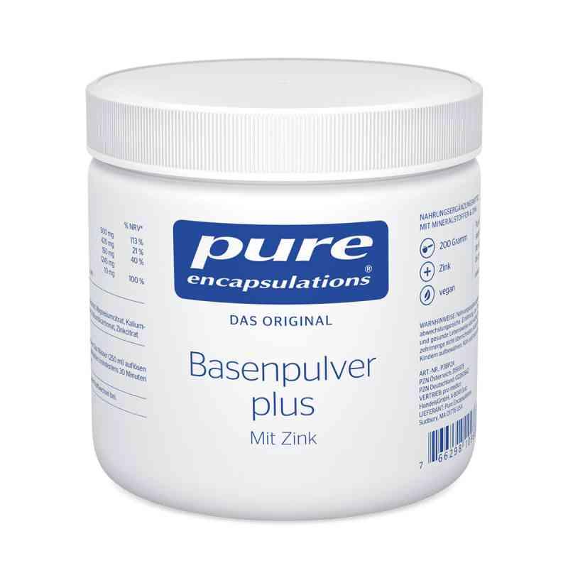 Pure Encapsulations Basenpulver plus Pure 365 Plv.  bei juvalis.de bestellen