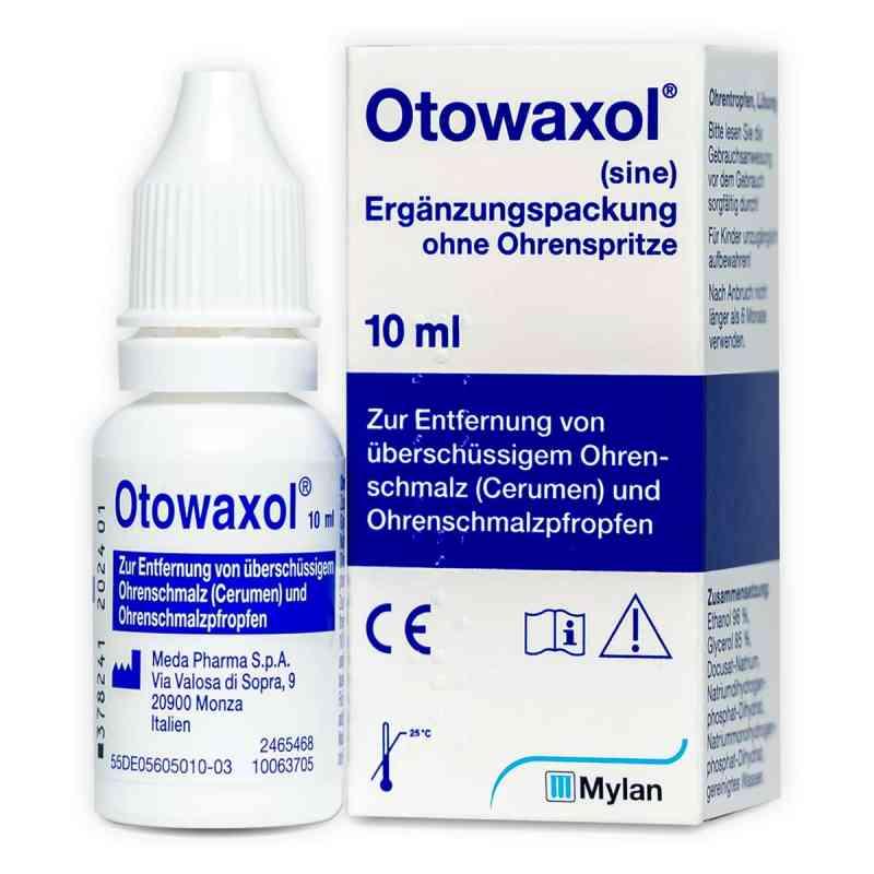 Otowaxol sine Lösung  bei juvalis.de bestellen