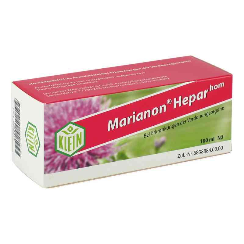 Marianon Heparhom Tropfen  bei juvalis.de bestellen