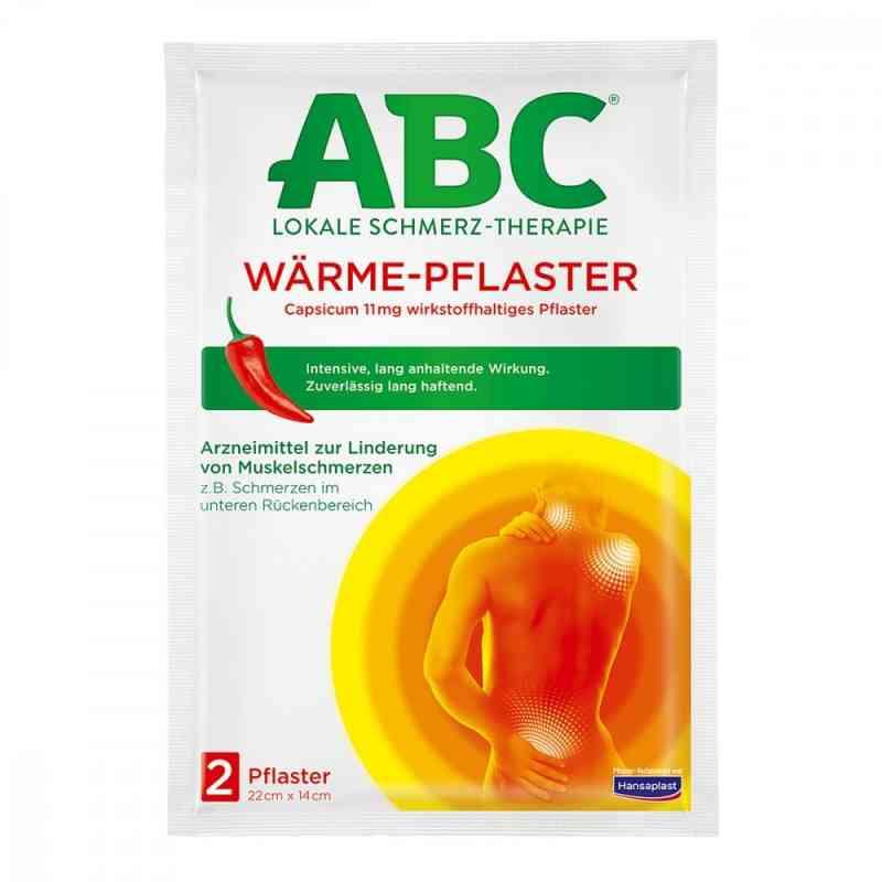 ABC Wärme-Pflaster Capsicum 11mg Hansaplast med  bei juvalis.de bestellen