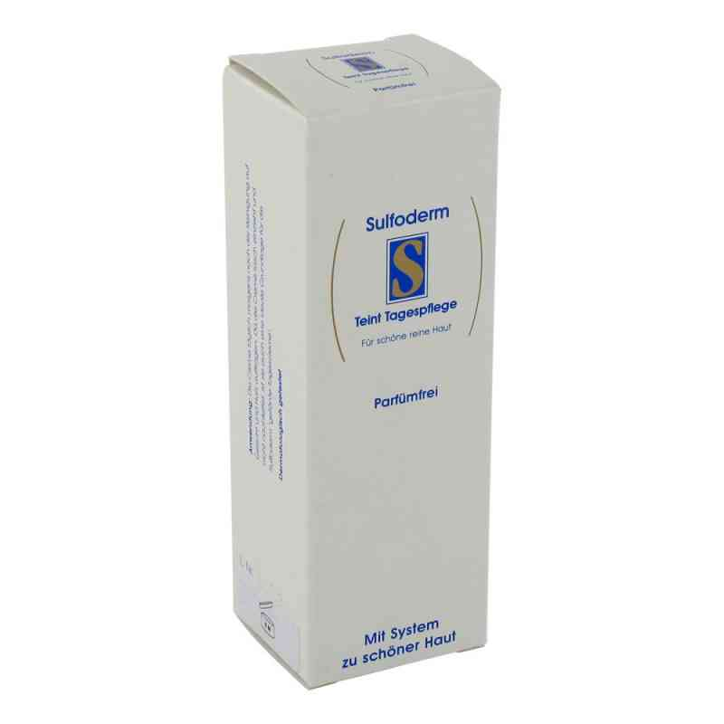 Sulfoderm S Teint Tagespflege parfümfrei  bei juvalis.de bestellen