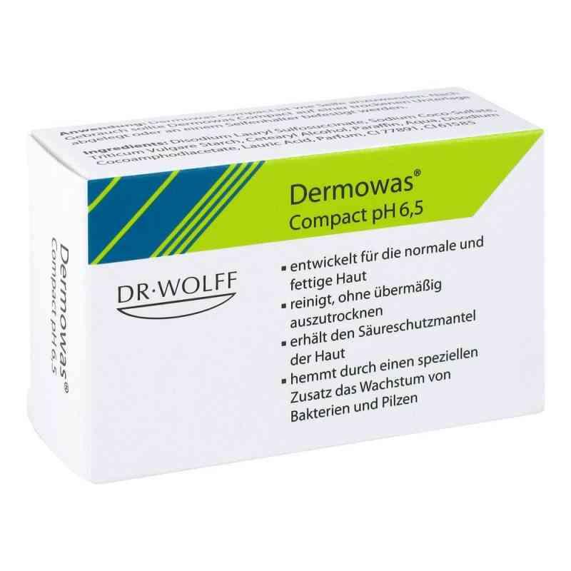 Dermowas compact Seife  bei juvalis.de bestellen