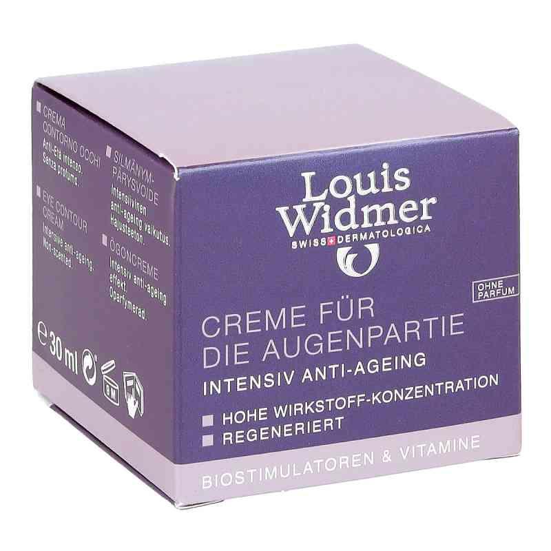 Widmer Creme für die Augenpartie unparfümiert  bei juvalis.de bestellen