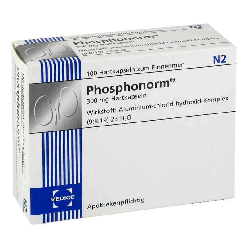Phosphonorm Hartkapseln  bei juvalis.de bestellen