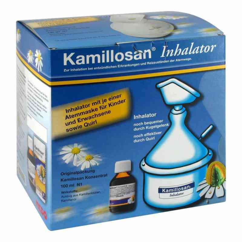Kamillosan Konzentrat + Inhalator  bei juvalis.de bestellen