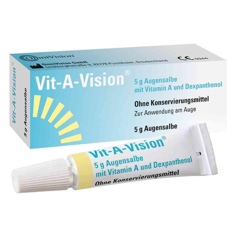 Vit-a-vision Augensalbe  bei juvalis.de bestellen