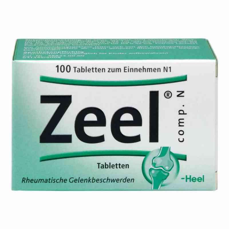 Zeel compositus N Tabletten  bei juvalis.de bestellen