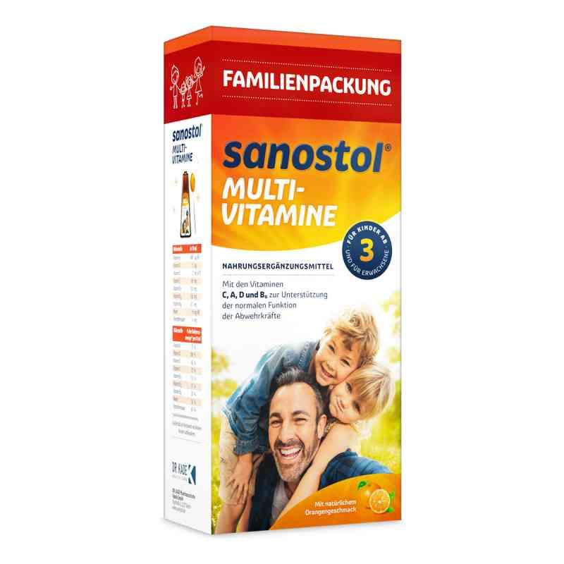 Sanostol Saft  bei juvalis.de bestellen