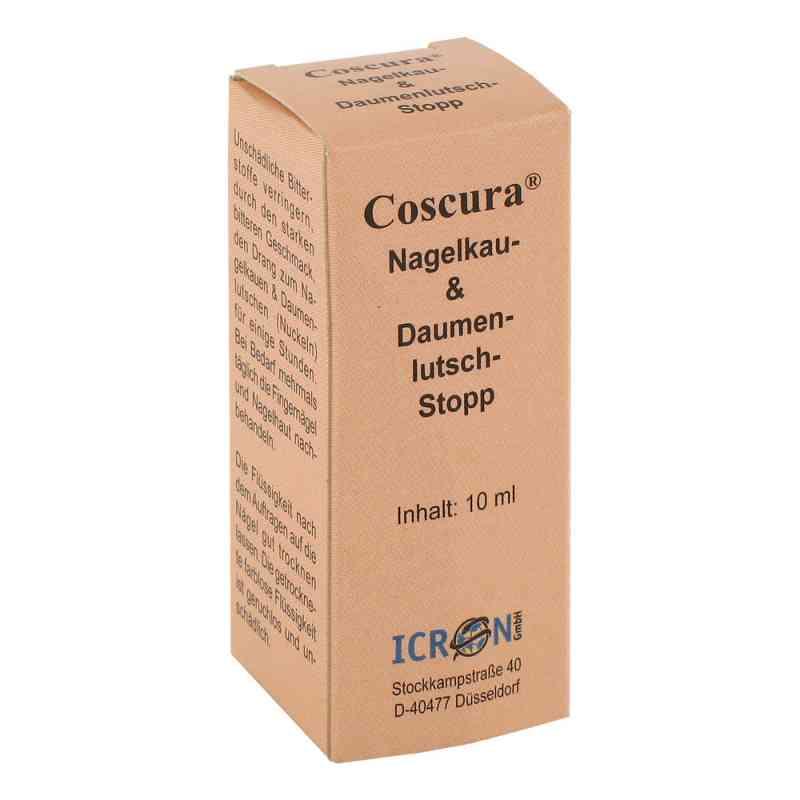 Nagelkau und Daumenlutsch Stopp Coscura  bei juvalis.de bestellen